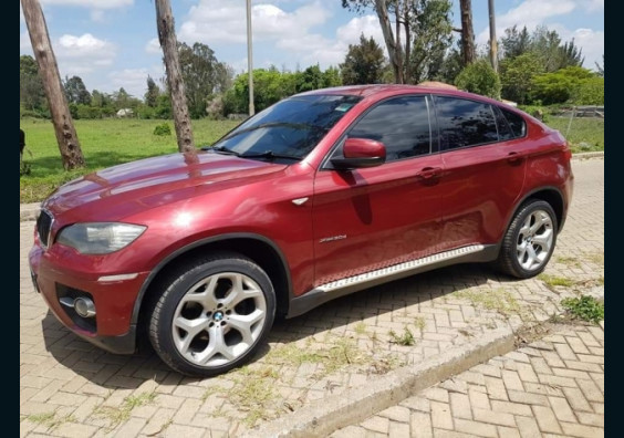 2008 BMW X6 for sale in Kenya