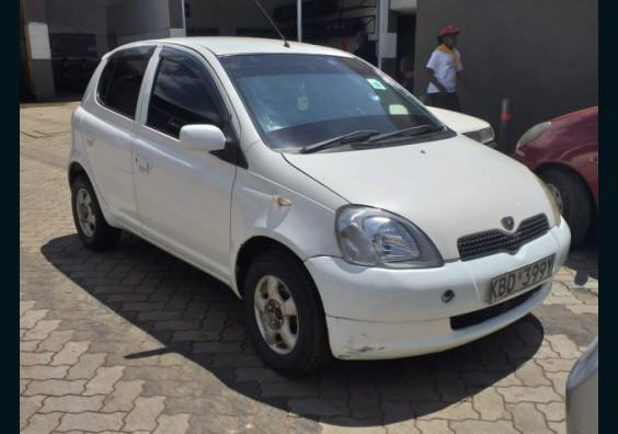 Toyota Vitz for sale in Kenya Nairobi