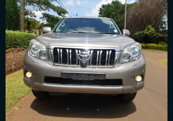 2012 Toyota Land Cruiser Prado VX for sale in Kenya