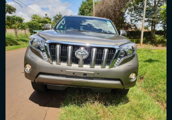 2012 Toyota Land Cruiser Prado TXL for sale in Kenya