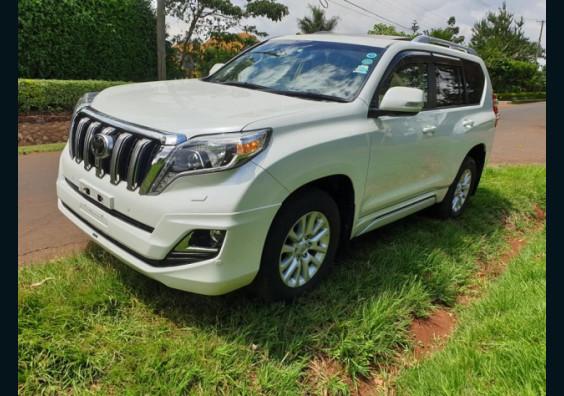 2015 Toyota Land Cruiser Prado TZG for sale in Kenya