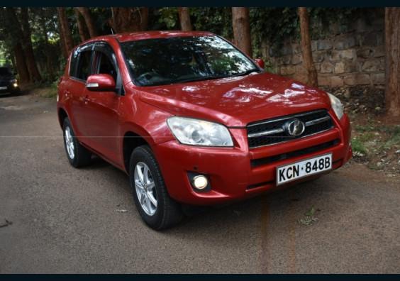 2010 Toyota RAV4 for sale in Nairobi Kenya