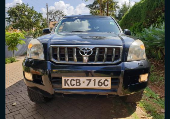 2008 Toyota Land Cruiser Prado for sale in Nairobi Kenya