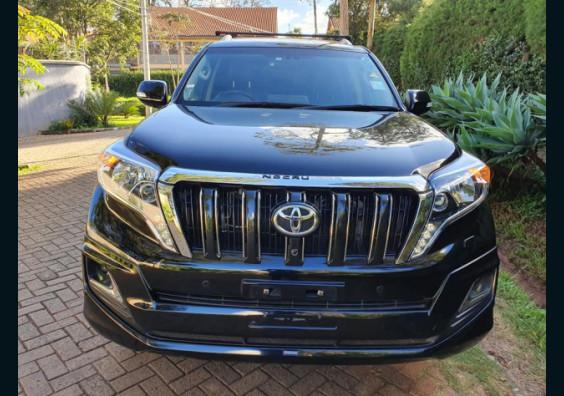 2015 Toyota Land Cruiser Prado TZG for sale in Nairobi
