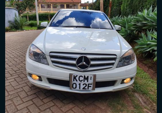 2010 Mercedes Benz C200 CGi for sale in Kenya Nairobi