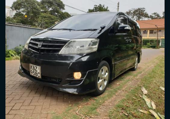 2007 Toyota Alphard for sale in Kenya