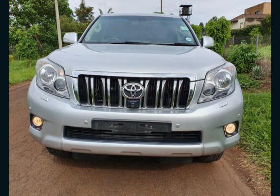 2012 Toyota Land Cruiser Prado VX for sale in Nairobi