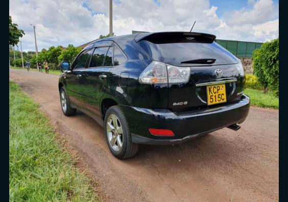 2011 Toyota Harrier for sale in Kenya Nairobi