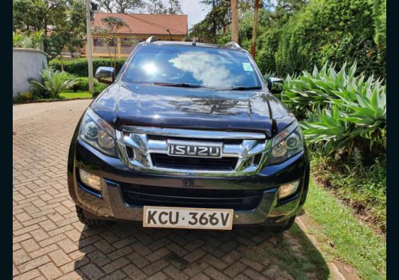 2012 Isuzu DMax for sale in Nairobi Kenya