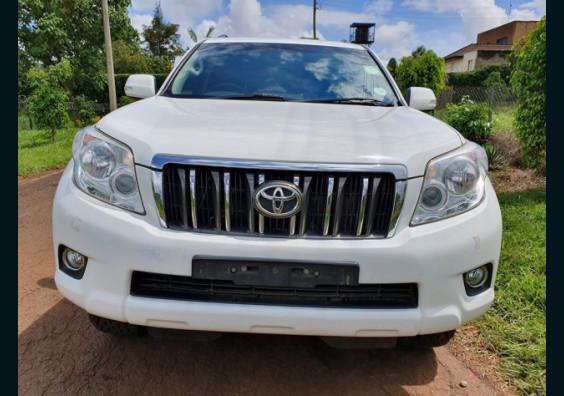 2012 Toyota Land Cruiser Prado TXL for sale in Nairobi Kenya
