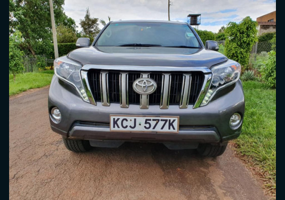 2010 Toyota Land Cruiser Prado GXL for sale in Nairobi Kenya