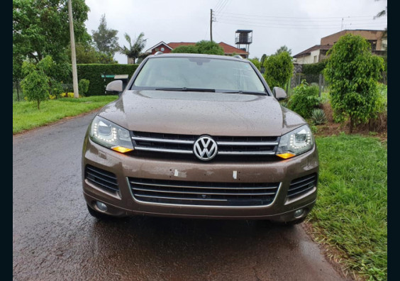 2012 Volkswagen Touareg for sale in Nairobi Kenya