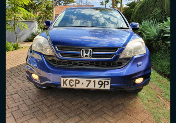 2010 Honda CRV EX-L for sale in Nairobi Kenya