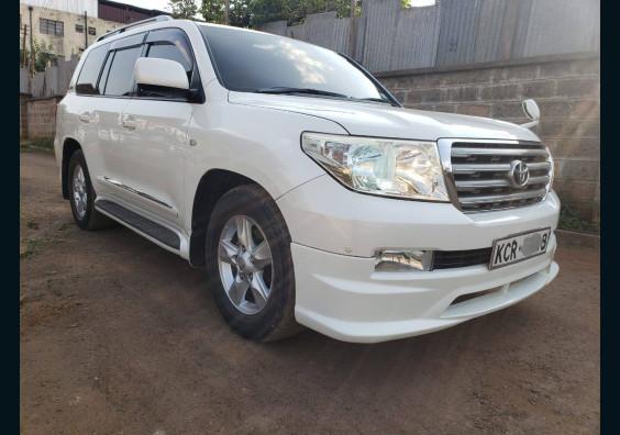 2011 Toyota Land Cruiser for sale in Nairobi Kenya