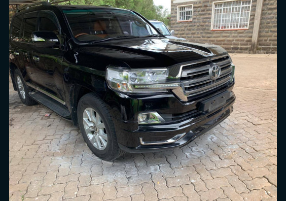 2008 Toyota Land Cruiser for sale in Nairobi