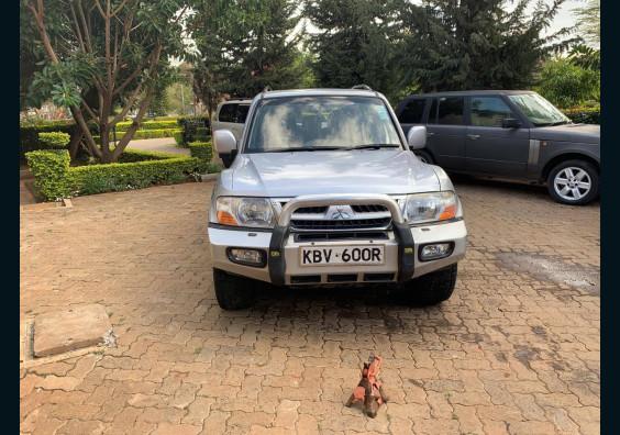 2008 Mitsubishi Pajero for sale in Nairobi Kenya