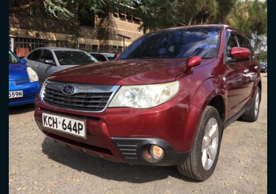 2009 Subaru Forester for sale in Kenya Nairobi