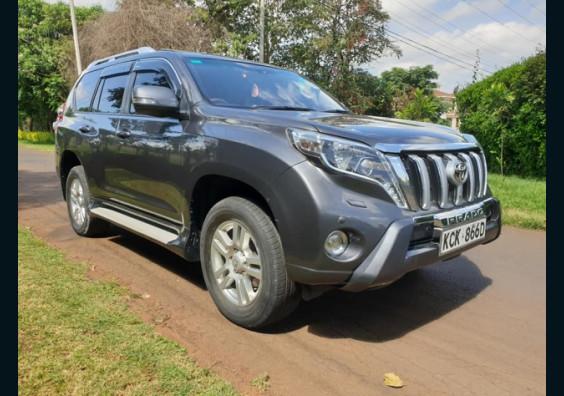 2010 Toyota Land Cruiser Prado VX for sale in Kenya
