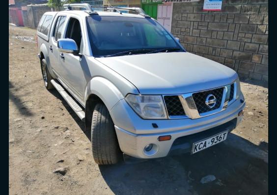 2008 Nissan Navara for sale in Nairobi Kenya