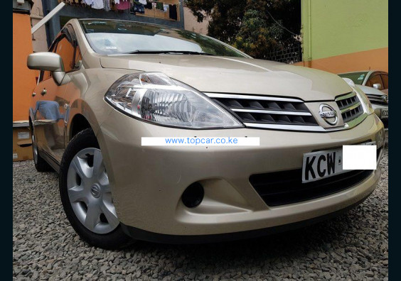 2012 Nissan Tiida for sale in Kenya
