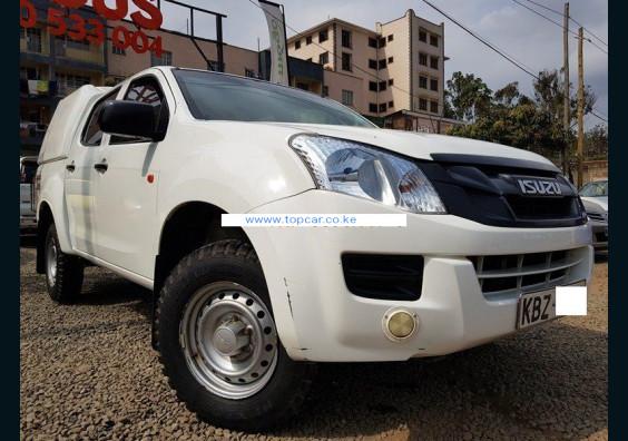 2013 Isuzu D-Max for sale in Nairobi Kenya