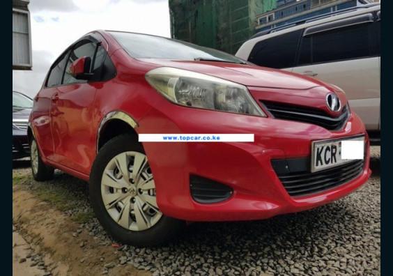 2011 Toyota Vitz for sale in Kenya