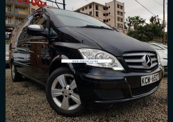 2012 Mercedes-Benz Viano for sale in Kenya
