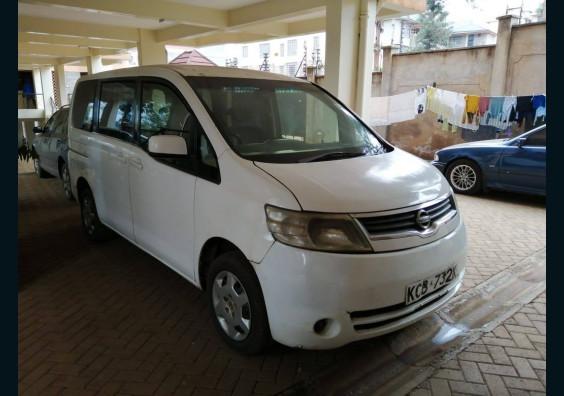 2009 Nissan Serena for sale in Nairobi Kenya