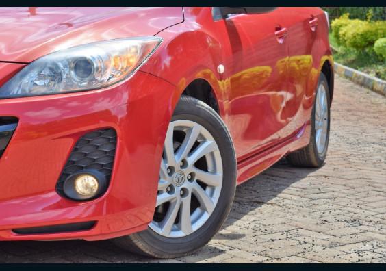 Topcar Kenya|Cars for Sale in Kenya| Buy Cars in Kenya|Car Reviews in Kenya  2011 Mazda Axela