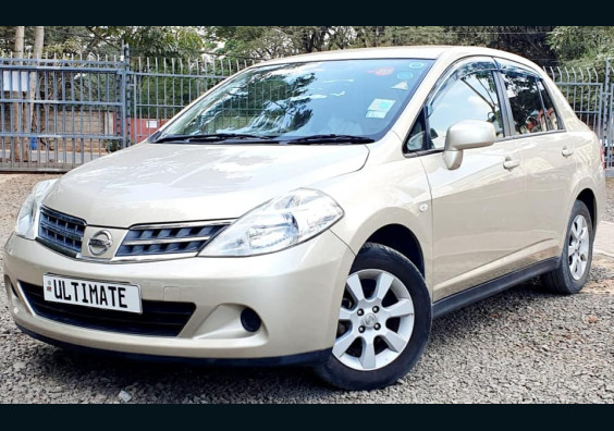2012 Nissan Tiida for sale in Nairobi Kenya