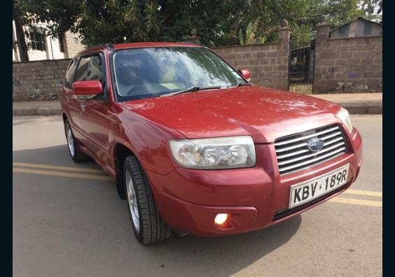 2006 Subaru Forester Sg5 for sale in Kenya