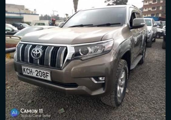 2009 Toyota Prado for sale in Kenya Nairobi