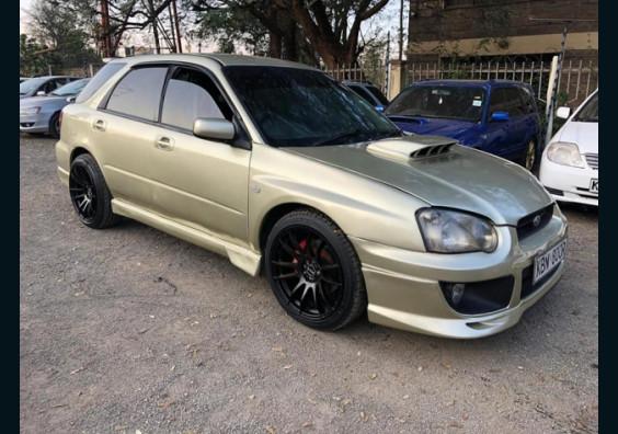 2004 Subaru Impreza for sale in Kenya Nairobi