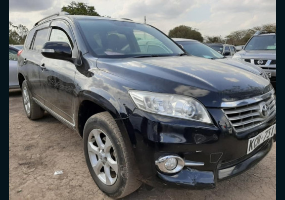 2010 Toyota Vanguard for sale in Kenya Nairobi