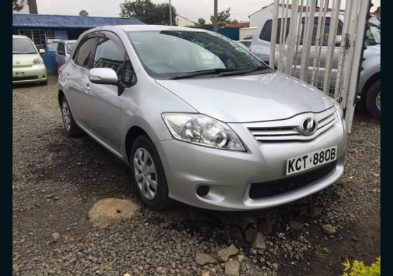 2011 Toyota Auris for sale in Kenya