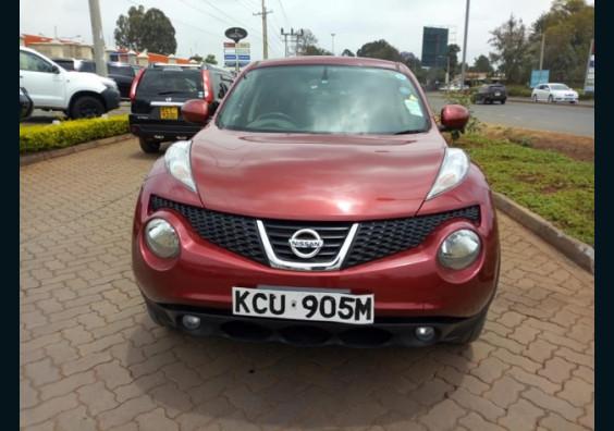 2012 Nissan Juke for sale in Kenya