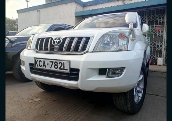 2007 Toyota Prado for sale in Kenya Nairobi