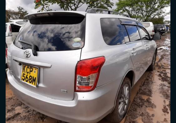 Topcar Kenya|Cars for Sale in Kenya| Buy Cars in Kenya|Car Reviews in Kenya  2010 Toyota Fielder