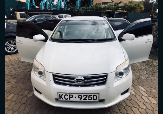 2010 Toyota Axio for sale in Kenya