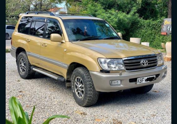 Topcar Kenya|Cars for Sale in Kenya| Buy Cars in Kenya|Car Reviews in Kenya  2004 Toyota Land Cruiser