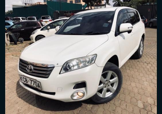 2008 Toyota Vanguard for sale in Kenya