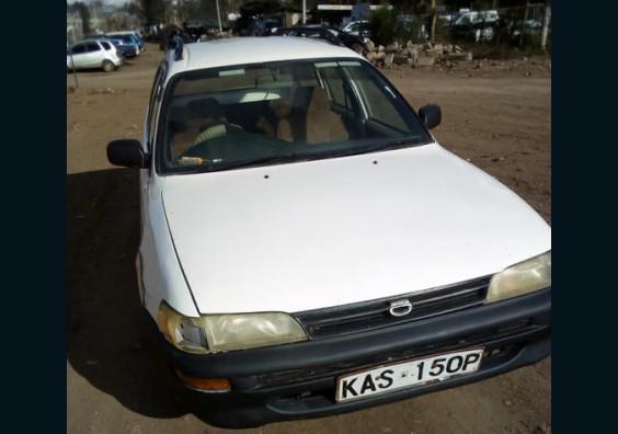 1999 Toyota Corolla for sale in Kenya Nairobi