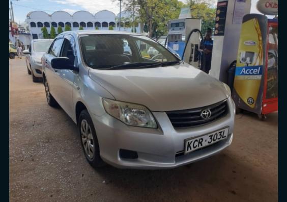 2011 Toyota Axio for sale in Kenya