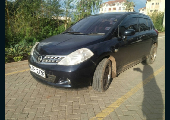 2008 Nissan Tiida for sale in Kenya