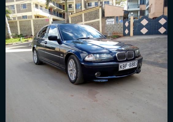 2001 BMW 320i for sale in Kenya Nairobi
