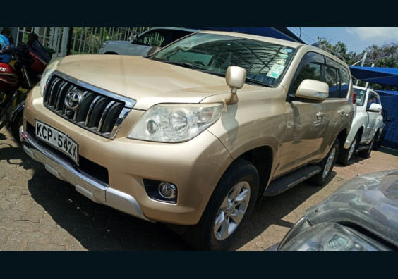 2011 Toyota Prado 150 Series for sale in Kenya