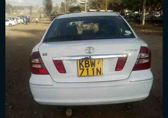 Topcar Kenya Cars for Sale in Kenya  Buy Cars in Kenya Car Reviews in Kenya  2006 Toyota Premio