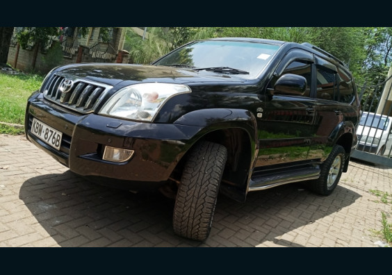 2007 Toyota Prado for sale in Kenya