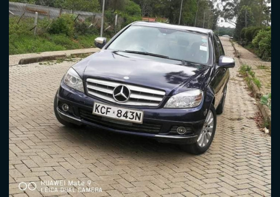 2008 Mercedes Benz C200 for sale in Kenya