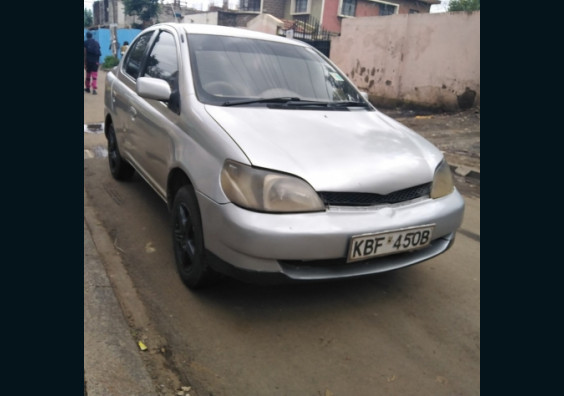 2002 Toyota Platz for sale in Kenya